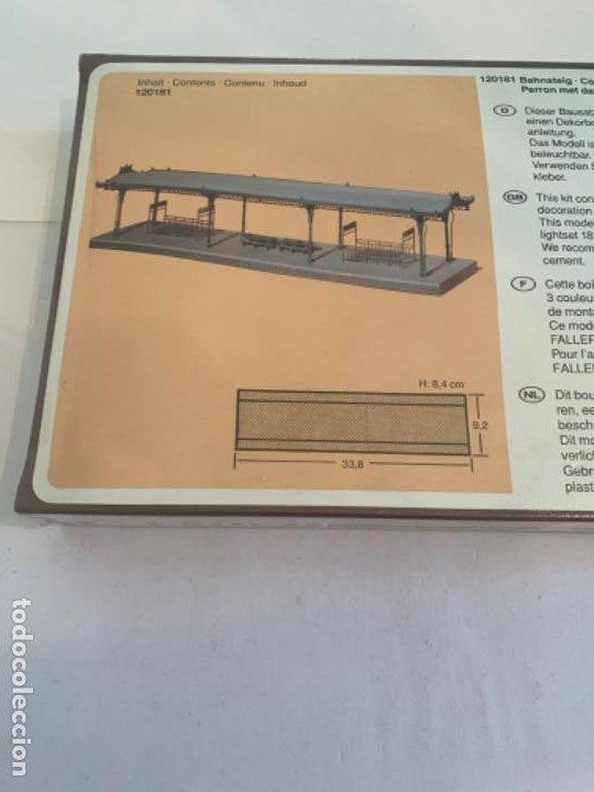 Trenes Escala: FALLER. HO. REF 120181. CONSTRUCCION - Foto 3 - 200606487