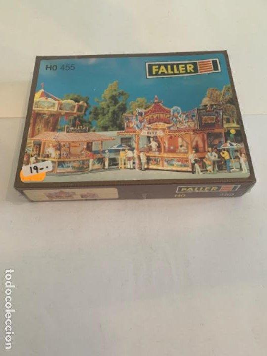 FALLER. HO. REF 455 . CONSTRUCCION (Juguetes - Trenes Escala H0 - Otros Trenes Escala H0)
