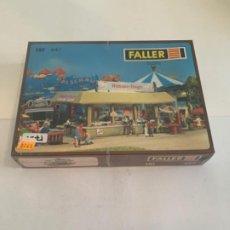 Trenes Escala: FALLER. HO. REF 447 . CONSTRUCCION. Lote 200606880
