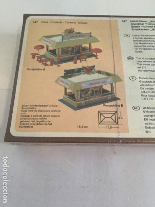Trenes Escala: FALLER. HO. REF 447 . CONSTRUCCION - Foto 3 - 200606880