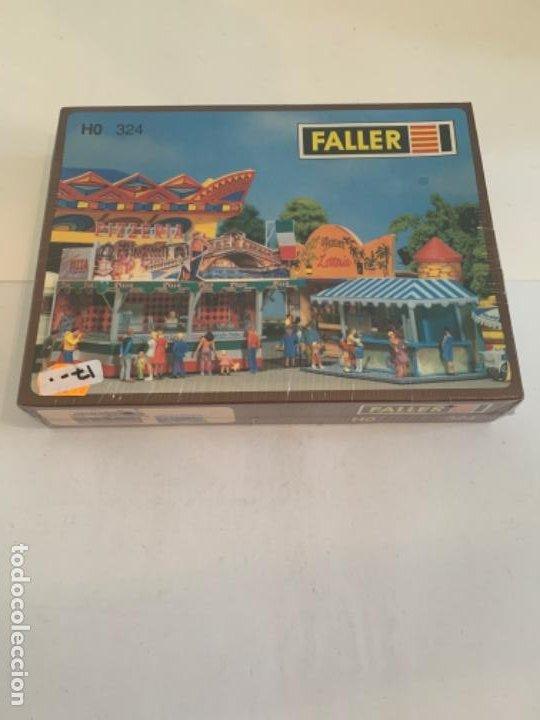 FALLER. HO. REF 324 . CONSTRUCCION (Juguetes - Trenes Escala H0 - Otros Trenes Escala H0)