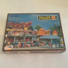 Trenes Escala: FALLER. HO. REF 324 . CONSTRUCCION. Lote 200607087