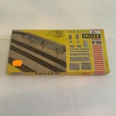 Trenes Escala: FALLER. HO. REF B-184 . CONSTRUCCION. Lote 200607237