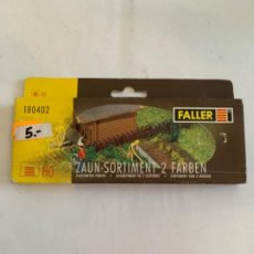 Trenes Escala: FALLER. HO. REF 180402. VALLAS. Lote 200610216