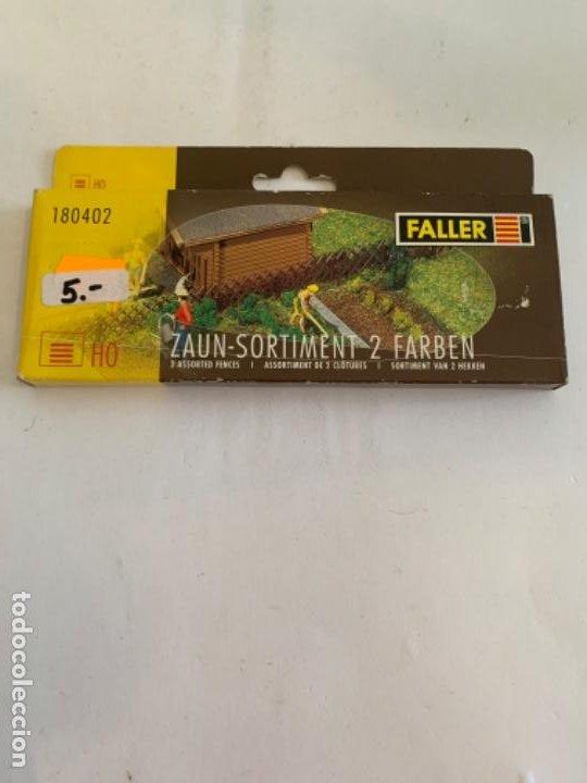 FALLER. HO. REF 180402. VALLAS (Juguetes - Trenes Escala H0 - Otros Trenes Escala H0)