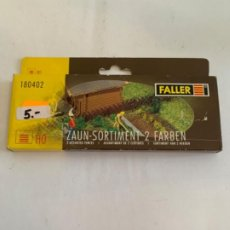 Trenes Escala: FALLER. HO. REF 180402. VALLAS. Lote 200610313