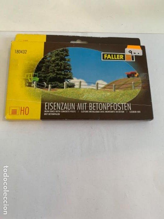 FALLER. HO. REF 180432. VALLAS (Juguetes - Trenes Escala H0 - Otros Trenes Escala H0)