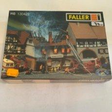 Trenes Escala: FALLER. HO. REF 130429. . CONSTRUCCION. Lote 200611612