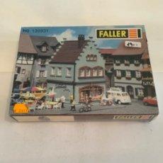 Trenes Escala: FALLER. HO. REF 130931 . . CONSTRUCCION. Lote 200611756