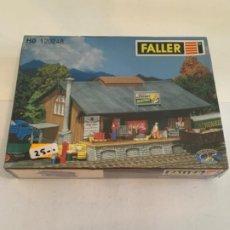 Trenes Escala: FALLER. HO. REF 120248. . CONSTRUCCION. Lote 200611902