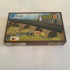 Trenes Escala: FALLER. HO. REF B546 TRAMO ELEVADO. Lote 200613358