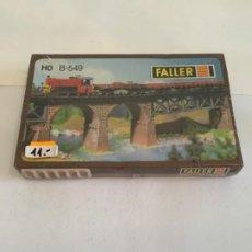 Trenes Escala: FALLER. HO. REF B-549. PILARES. Lote 200615858