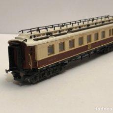 Trenes Escala: VAGÓN COCHE RESTAURANT 1691 D ORIENT EXPRESS ALTAYA ESCALA H0. Lote 200641370