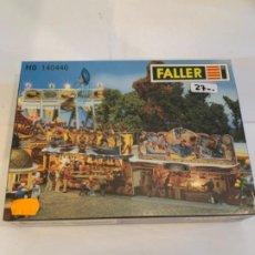Trenes Escala: FALLER. HO. REF. 140446. CONSTRUCCION. Lote 200777717