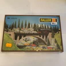 Trenes Escala: FALLER. HO. REF. 120533. PUENTE. Lote 200777902