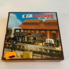 Trenes Escala: VOLLMER. HO. REF 5748. CONSTRUCCION. Lote 200782136