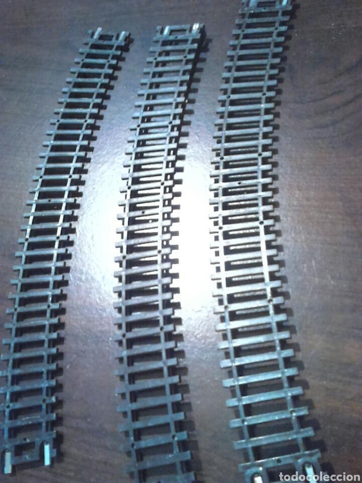 Trenes Escala: Lote de 3 vias curvas,de tren,pone sc1-87 HO - Foto 4 - 201147437