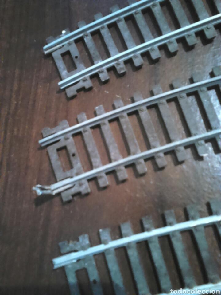 Trenes Escala: Lote de 3 vias curvas,de tren,pone sc1-87 HO - Foto 6 - 201147437