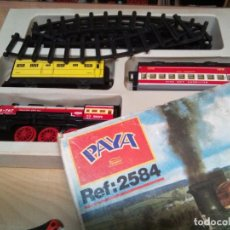 Trenes Escala: * HUMOTREN .PAYA. (RF:J/*). Lote 201215636