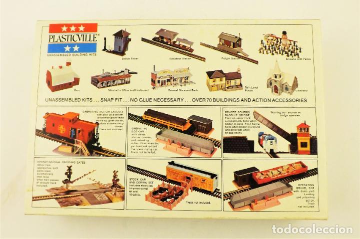 Trenes Escala: Bachmann 1426 H0 Conjunto carga y descarga grava - Foto 2 - 201469793