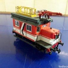 Trenes Escala: LOCOMOTORA KLEINBAHN H0 CC LOCOMOTORA DE OBRAS. Lote 202012842