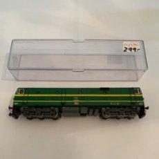 Trenes Escala: 319 1956 ARTESANAL DIGITAL. Lote 202989488