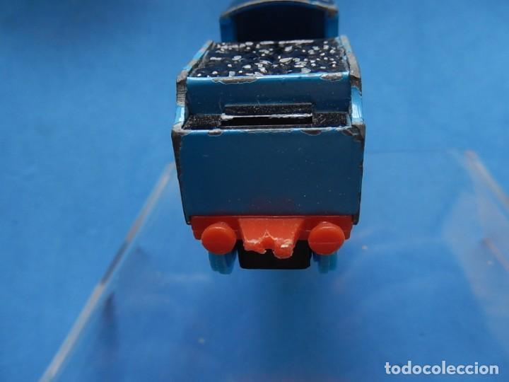 Trenes Escala: Especie de tren infantil. ERTL. DYERSVILLE IOWA USA. Thomas the Tank Engine & Friends. Años 80/90. - Foto 7 - 23754302