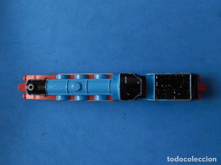 Trenes Escala: Especie de tren infantil. ERTL. DYERSVILLE IOWA USA. Thomas the Tank Engine & Friends. Años 80/90. - Foto 15 - 23754302