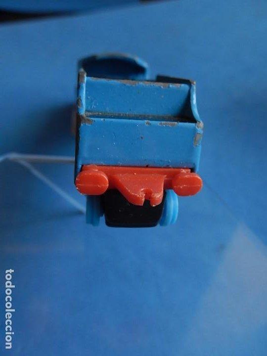 Trenes Escala: Especie de tren infantil. ERTL. DYERSVILLE IOWA USA. Thomas the Tank Engine & Friends. Años 80/90. - Foto 19 - 23754302