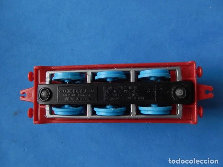Trenes Escala: Especie de tren infantil. ERTL. DYERSVILLE IOWA USA. Thomas the Tank Engine & Friends. Años 80/90. - Foto 29 - 23754302