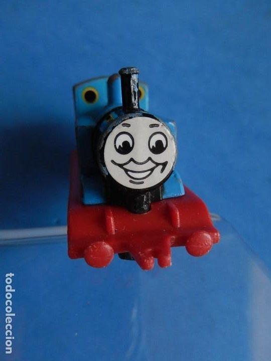 Trenes Escala: Especie de tren infantil. ERTL. DYERSVILLE IOWA USA. Thomas the Tank Engine & Friends. Años 80/90. - Foto 30 - 23754302
