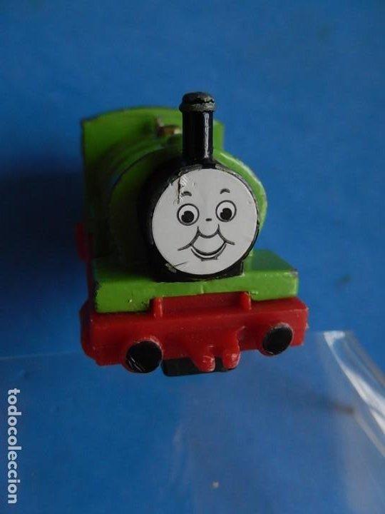 Trenes Escala: Especie de tren infantil. ERTL. DYERSVILLE IOWA USA. Thomas the Tank Engine & Friends. Años 80/90. - Foto 36 - 23754302