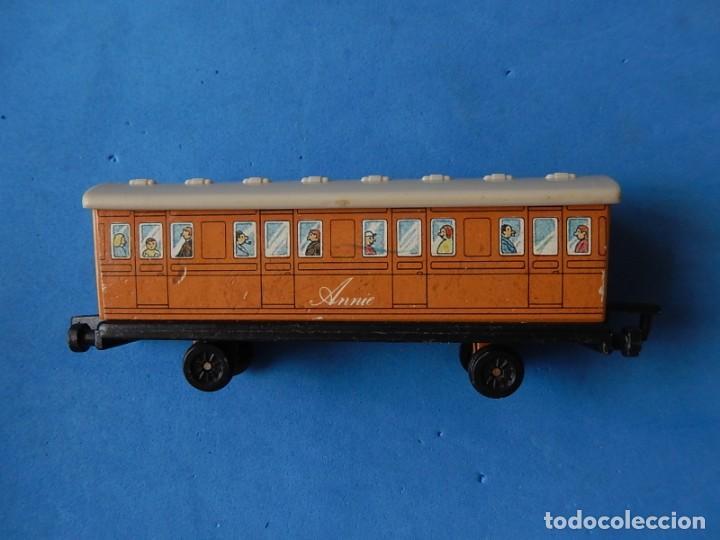 Trenes Escala: Especie de tren infantil. ERTL. DYERSVILLE IOWA USA. Thomas the Tank Engine & Friends. Años 80/90. - Foto 46 - 23754302