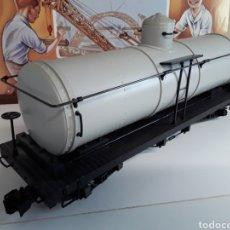 Trenes Escala: VAGON CISTERNA ESCALA G. Lote 203912562
