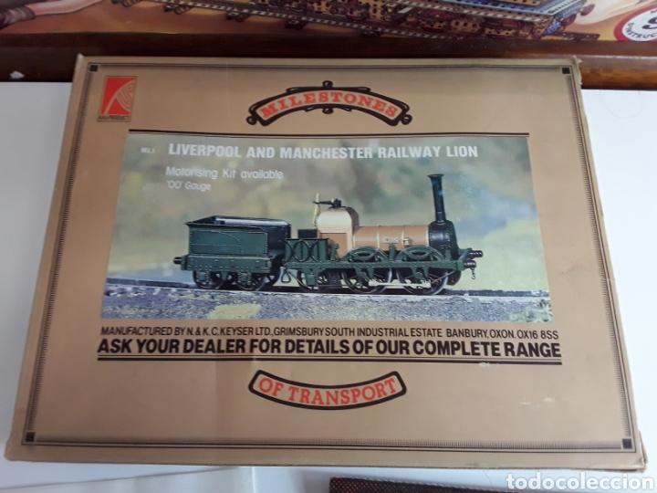 Trenes Escala: Maqueta de tren para montar MILESTONE - Foto 4 - 234747620