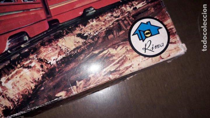 Trenes Escala: TREN CONTINENTAL ESPRESS DE RIMA, TREN ANTIGUO, JUGUETE ANTIGUO, TREN DE JUGUETE - Foto 3 - 204635250