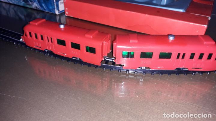 Trenes Escala: TREN CONTINENTAL ESPRESS DE RIMA, TREN ANTIGUO, JUGUETE ANTIGUO, TREN DE JUGUETE - Foto 6 - 204635250