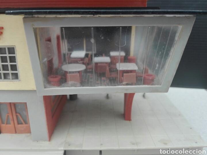 Trenes Escala: -ESTACION LINDENTAL- FALLER- 37x10 - Foto 10 - 205022186