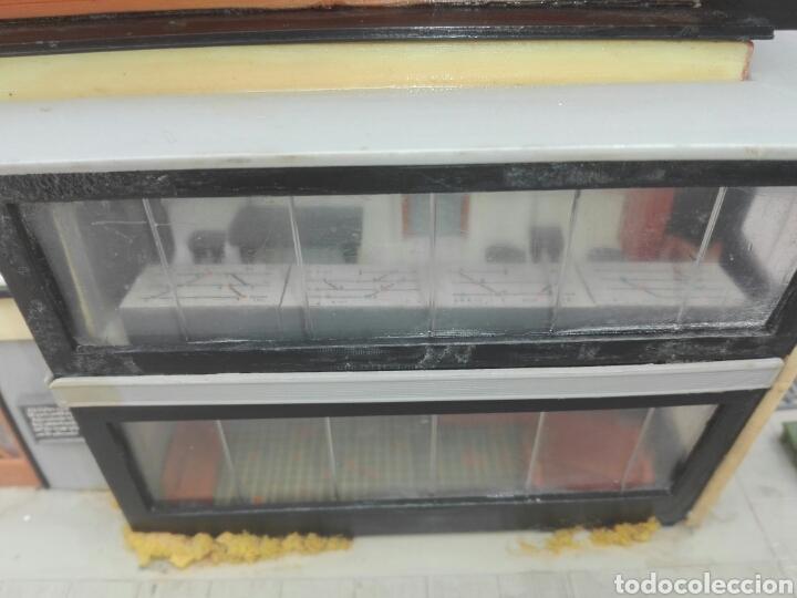 Trenes Escala: -ESTACION LINDENTAL- FALLER- 37x10 - Foto 15 - 205022186