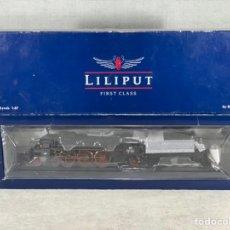 Trenes Escala: LOCOMOTORA LILIPUT REF: L104030 - BADEN EPOCHE I - IVH 64 - H0 -. Lote 205075937