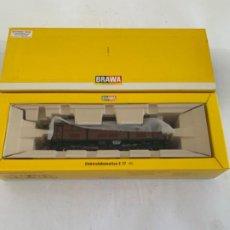 Trenes Escala: BRAWA. HO. REF 43032 E77 DRG E 77 31 DIGITAL. Lote 205348521