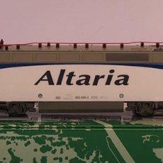 Trenes Escala: MEHANO LOCOMOTORA RENFE 252 ALTARIA ALTERNA DIGITAL SONIDO, REFERENCIA 1965 ESCALA HO. Lote 205538210