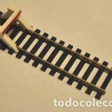 Trenes Escala: TOPE DE VIA NUEVO EN CAJA. Lote 205563467