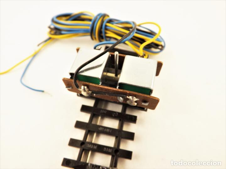 Trenes Escala: Vía métrica (via estrecha) Peco Desvío curvo derecha eléctrico H0m SL88 + PL11 - Foto 4 - 217803607