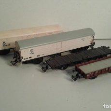 Trenes Escala: LOTE VAGON ESCALA TT. Lote 206451176