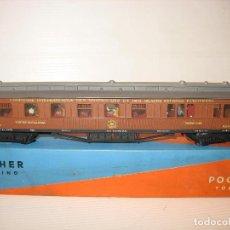 Trenes Escala: VIJEROS POCHER CON CAJA HO. Lote 206558031