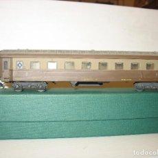 Trenes Escala: VAGON DE POCHER ITALIANO HO. Lote 206558960