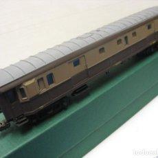 Trenes Escala: FURGON VAGON JYESA ITALIANO SON SIMILARES A LOS DE POCHER. Lote 206560036