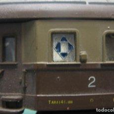 Trenes Escala: VAGON JYESA ITALIANO SON SIMILARES A LOS DE POCHER. Lote 206562305