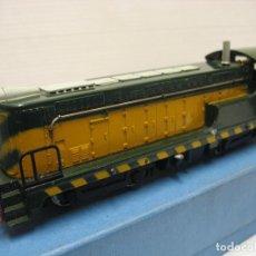 Trenes Escala: LOCOMOTORA FLEISCHMANN AÑO 1952 ESCALA H0. Lote 206571266
